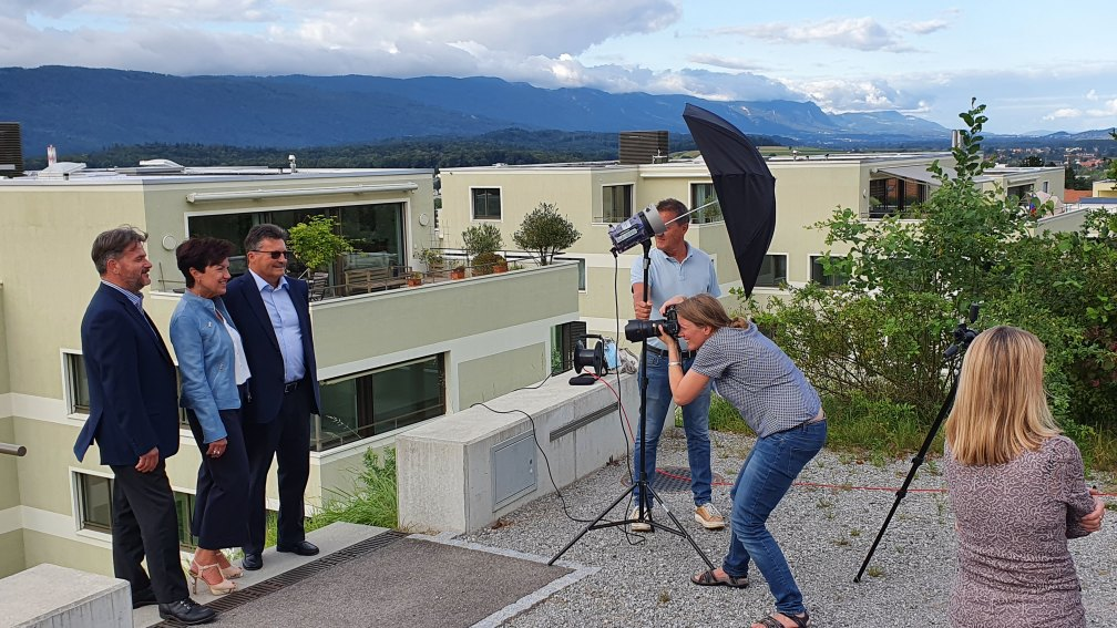 Making-of / Photos Wahlen 2021